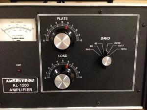Ameritron Linear Amplifier Overlay for AL-82, AL-1200, and AL-1500