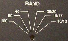 Ameritron Amplifier Overlay - Band New