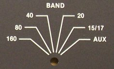 Ameritron Amplifier Overlay - Band Old