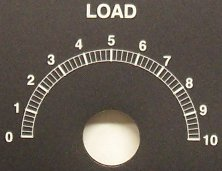 Ameritron Amplifier Overlay - Plate New