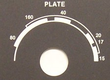 Ameritron Amplifier Overlay - Plate Old