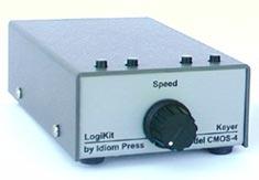 CMOS 4 Electronic Morse Keyer