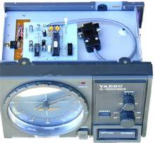 RotorCard for Yaesu SDX Series Rotors