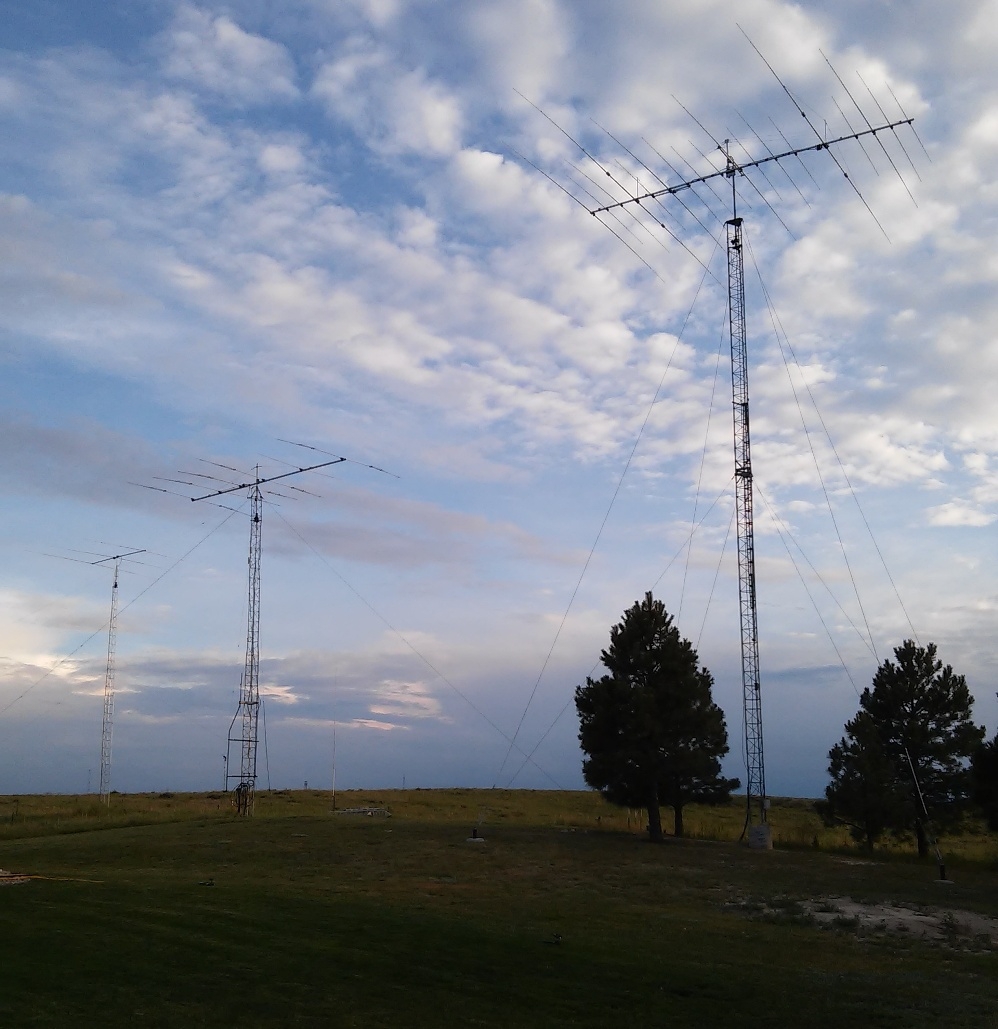 N0UN Towers/Antennas