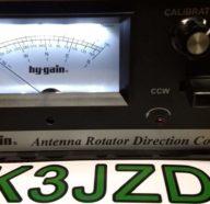 Hy-Gain Rotor Control Box LED, Light Fix