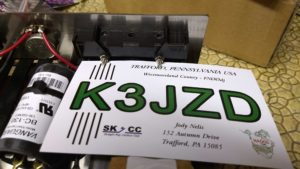 Hy-Gain LED by K3JZD Install 3