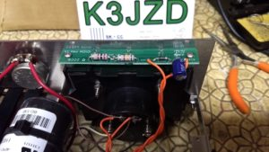 Hy-Gain LED by K3JZD Install 7