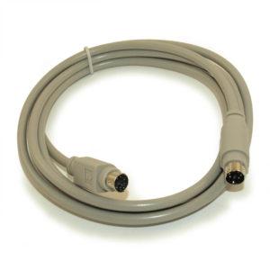 DXA/C-6' Replaces Yaesu SCU-27 Rotator Cable